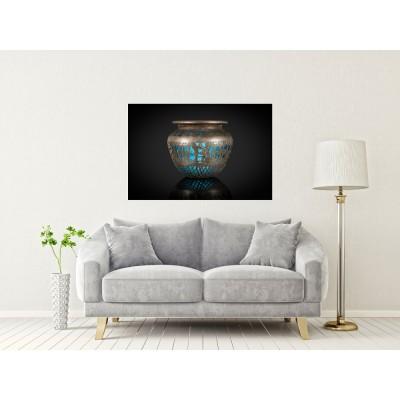 """Tablou Canvas """"Vas Antic""""  120x80"""