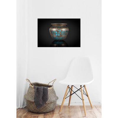 """Tablou Canvas """"Vas Antic""""  90x60"""