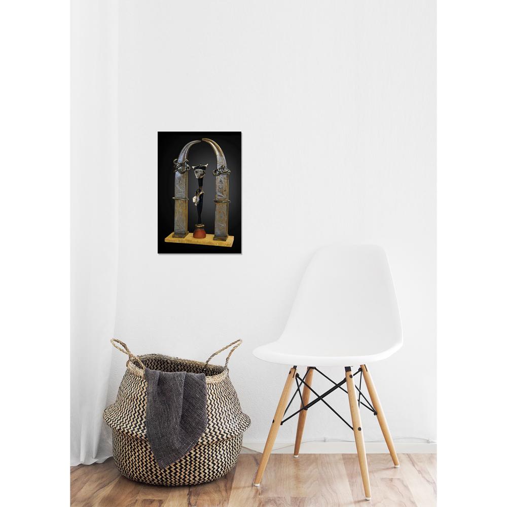 """Tablou Canvas """"O Zeiatate""""  60x40"""