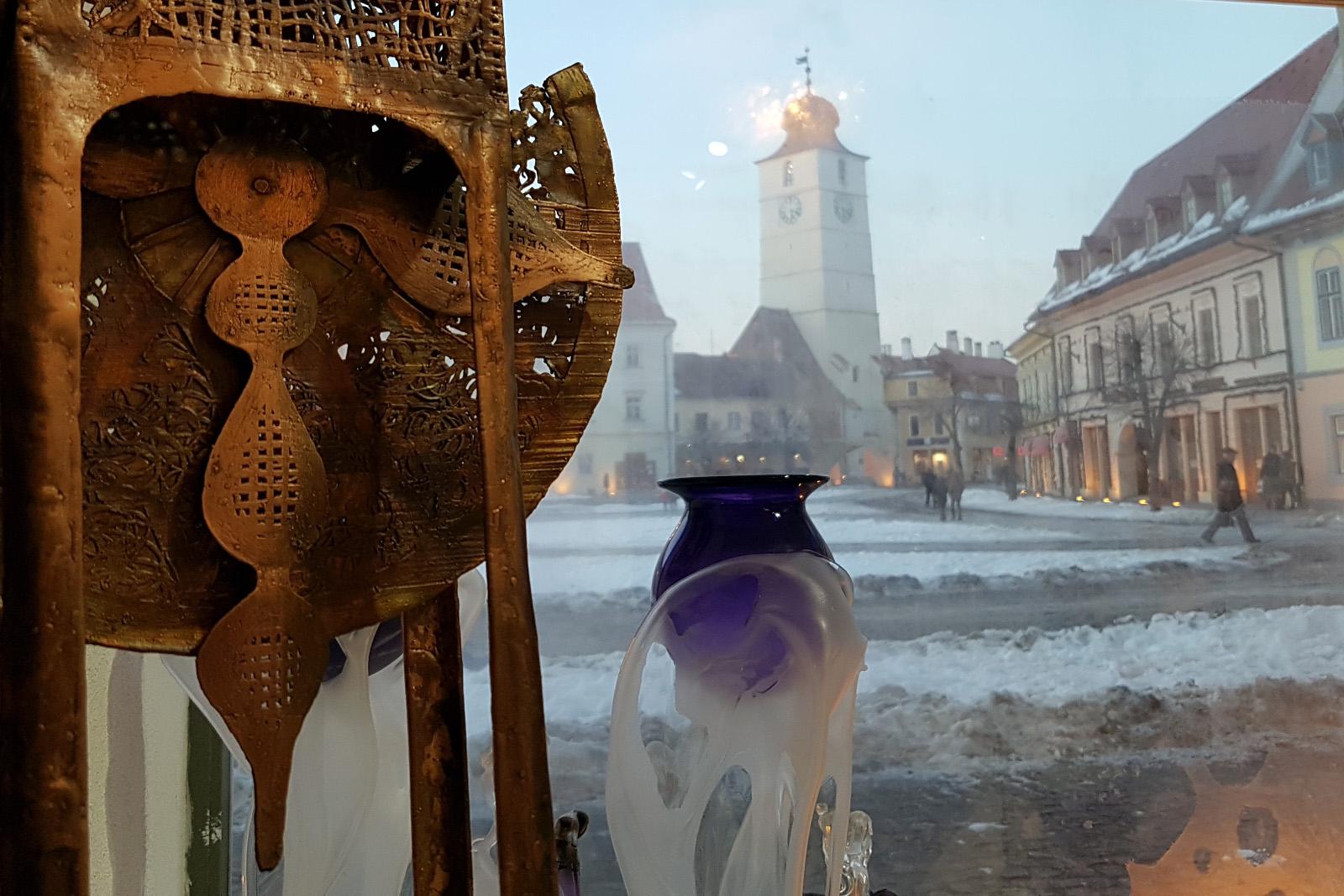 Salonul de iarna - UAP Sibiu